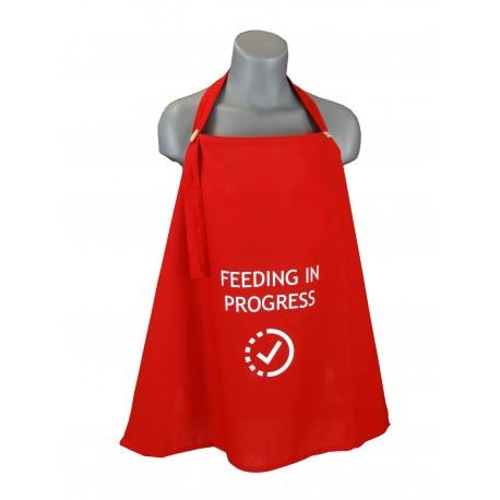 MARAMA ZA DOJENJE- CRVENA FEEDING